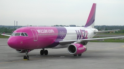 HA-LPB - Airbus A320-232 - Wizz Air