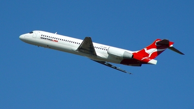 VH-VQE - Boeing 717-23S - QantasLink (Impulse Airlines)