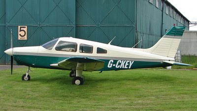 A picture of GCKEY - Piper PA28161 - [287916061] - © Robert Beaver