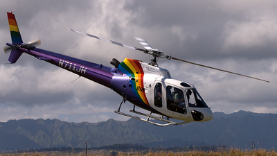 N711JH - Eurocopter AS 350B2 Ecureuil - Jack Harter Helicopters