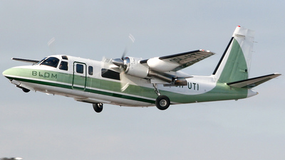 OH-UTI - Rockwell 690A Turbo Commander - Savair
