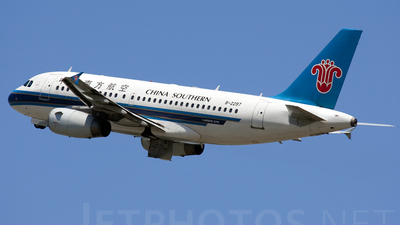 B-2297 - Airbus A319-132 - China Southern Airlines