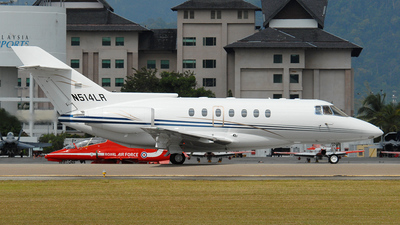 A picture of N514LR - Hawker Beechcraft 1000 - [NA1005] - © TK