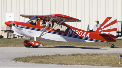 N130AA - American Champion 8KCAB Super Decathlon - Private
