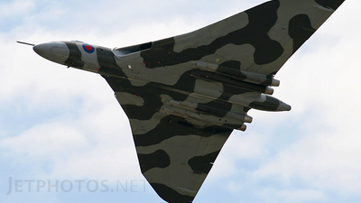 G-VLCN - Avro 698 Vulcan B.2 - Private
