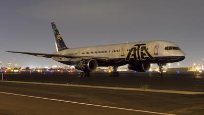 N519AT - Boeing 757-23N - ATA Airlines