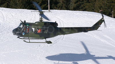 70-88 - Bell UH-1D Iroquois - Germany - Air Force