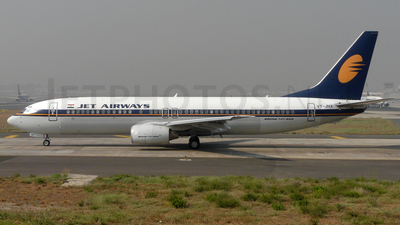 VT-JNX - Boeing 737-85R - Jet Airways