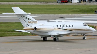 N488HP - Raytheon Hawker 800XP - Private