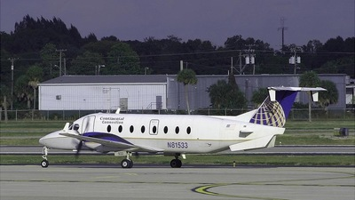 N81533 - Beech 1900D - Continental Connection (Gulfstream International Airlines)
