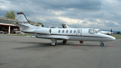 CS-DHH - Cessna 550B Citation Bravo - NetJets Europe