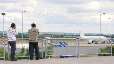 LHBP - Airport - Spotting Location