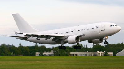 F-HBOS - Airbus A310-325(ET) - Blue Line