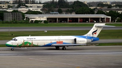 HS-PGQ - Boeing 717-231 - Bangkok Airways