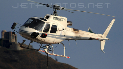 I-LIGU - Aérospatiale AS 350B3 Ecureuil - Star Work Sky