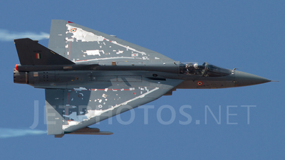 KH2005 - Hindustan Aeronautics LCA Tejas Mk.I - India - Air Force