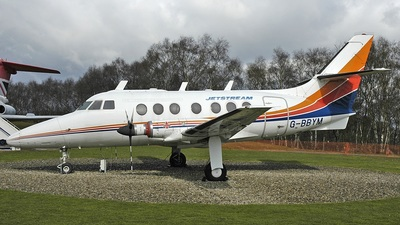 G-BBYM - Handley Page Jetstream HP 137 - BAe Systems