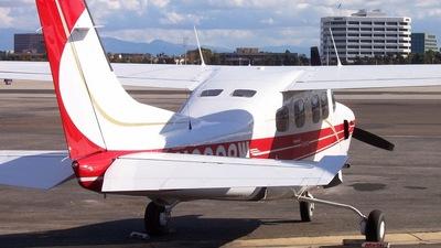 A picture of N6398W - Cessna P210N Pressurized Centurion - [P21000767] - © Derin