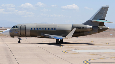 F-WXEY - Dassault Falcon 2000EX - Dassault Aviation