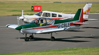 G-CBLE - Robin R2120U - Mistral Aviation