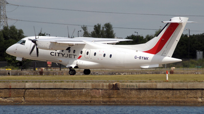G-BYMK - Dornier Do-328-100 - Cityjet (ScotAirways)