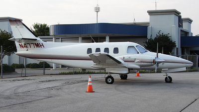 N477MH - Rockwell Commander 700 - Private