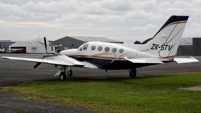 ZK-STV - Cessna 421C Golden Eagle - Private