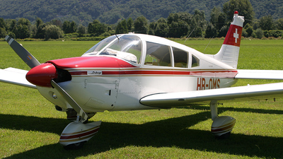 A picture of HBOMS - Piper PA28180 - [287305437] - © Karl Haller