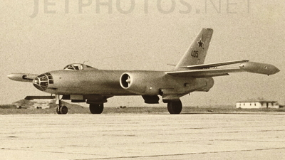 405 - Ilyushin IL-28R Beagle - Romania - Air Force