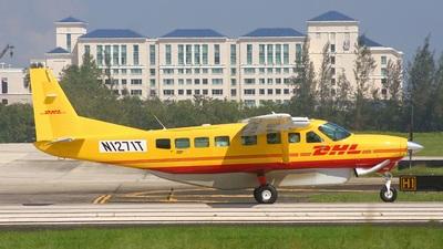 N1271T - Cessna 208B Grand Caravan - DHL (Air St. Kitts & Nevis)