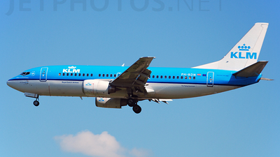 PH-BDN - Boeing 737-306 - KLM Royal Dutch Airlines