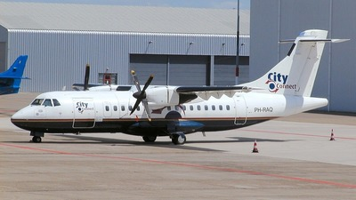 PH-RAQ - ATR 42-320 - CityConnect