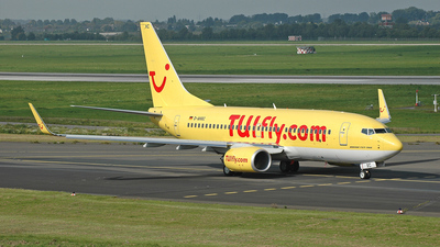 D-AHXC - Boeing 737-7K5 - TUIfly