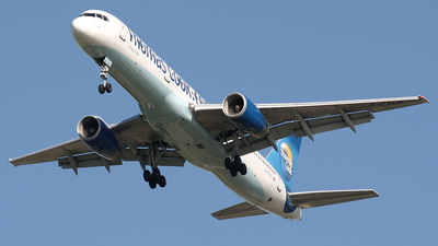 G-FCLC - Boeing 757-28A - Thomas Cook Airlines