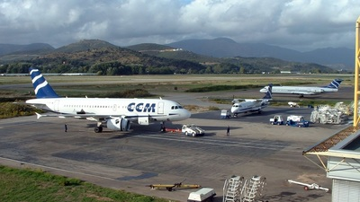 F-GYJM - Airbus A319-112 - CCM Airlines