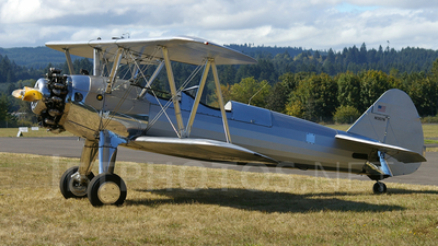 N1037N - Boeing E75 Stearman - Private