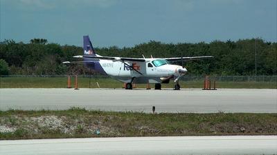A picture of N847FE - Cessna 208B Super Cargomaster - FedEx - © Michael Costigliola