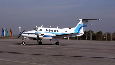D-IKOL - Beechcraft 200 Super King Air - Untitled