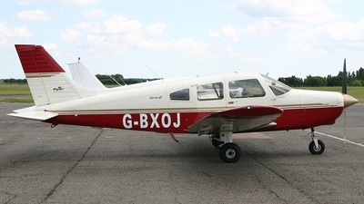 G-BXOJ - Piper PA-28-161 Warrior III - Untitled