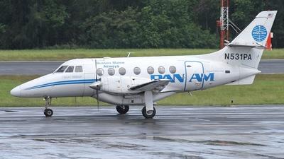 N531PA - British Aerospace Jetstream 31 - Pan Am Clipper Connection (Boston-Maine Airways)