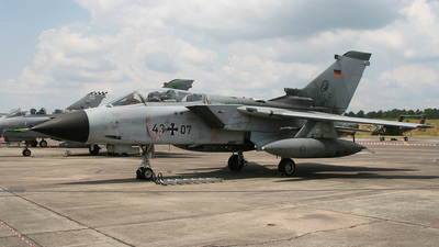 43-07 - Panavia Tornado IDS - Germany - Air Force
