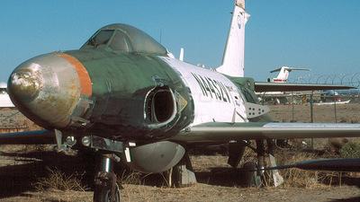 N4432V - Saab A32 Lansen - Private