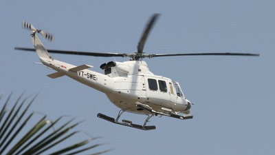 VT-SWE - Bell 412EP - Private