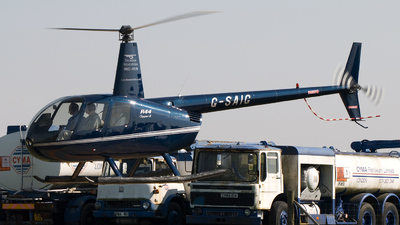 A picture of GSAIG - Robinson R44 Clipper II - [11364] - © Brian Whitelegg