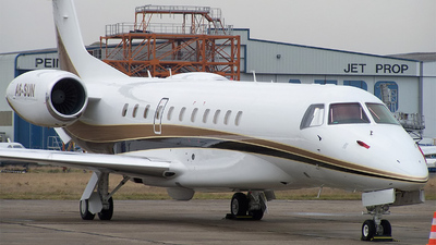 A6-SUN - Embraer ERJ-135BJ Legacy 600 - Nakheel Aviation