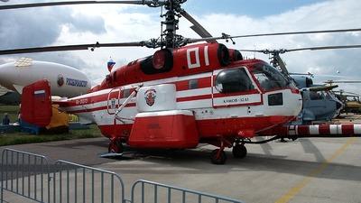 RA-31073 - Kamov Ka-32A1 Helix - Russia - Moscow Fire Department