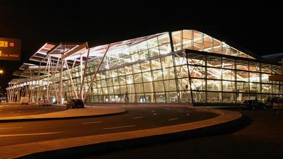 LEZG - Airport - Terminal