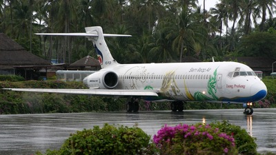HS-PGR - Boeing 717-231 - Bangkok Airways