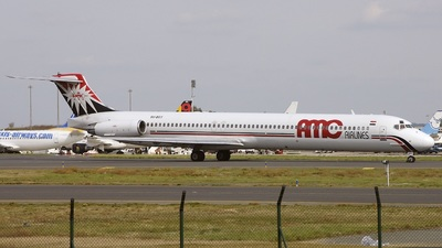 SU-BOY - McDonnell Douglas MD-88 - AMC Airlines