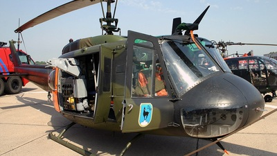 70-51 - Bell UH-1D Huey - Germany - Air Force